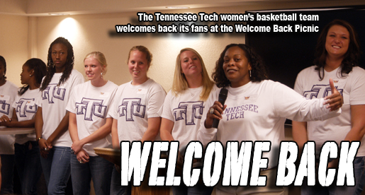 Golden Eagle women's basketball hosts Welcome Back Picnic