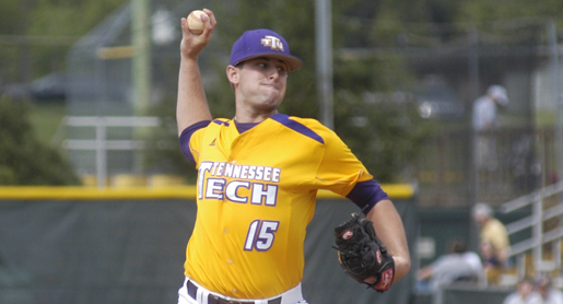 Pitcher's duel favors Eastern Kentucky as TTU falls 4-0