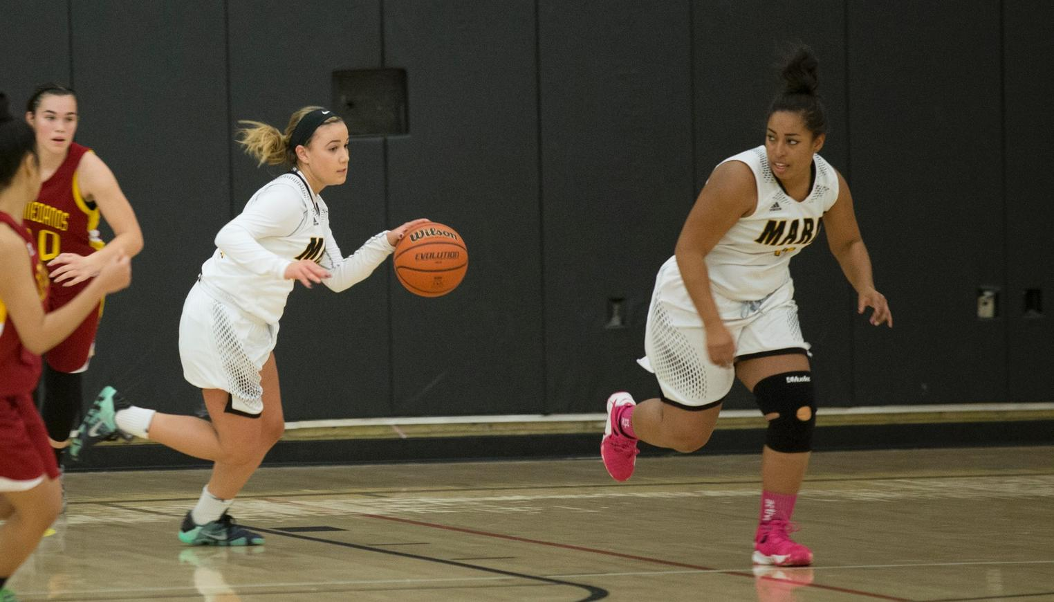 COM Women's Basketball Undone By Fouls in 77-69 Loss To Mendocino College