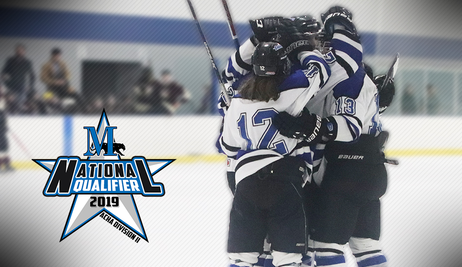 ACHA National Tournament graphic.