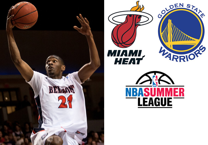 Ian Clark to Participate in NBA Summer League