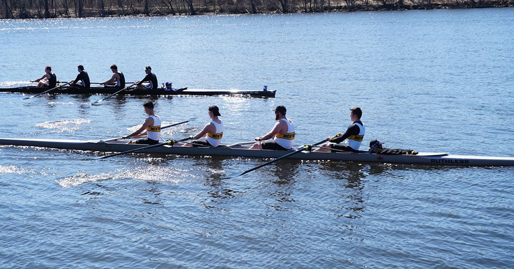 Rowing Concludes Fall Portion of its Schedule
