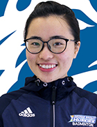 Ann Hoang, George Brown Badminton