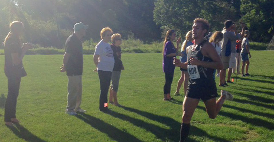 Men Place Two in Top Ten at Otterbein Invitational