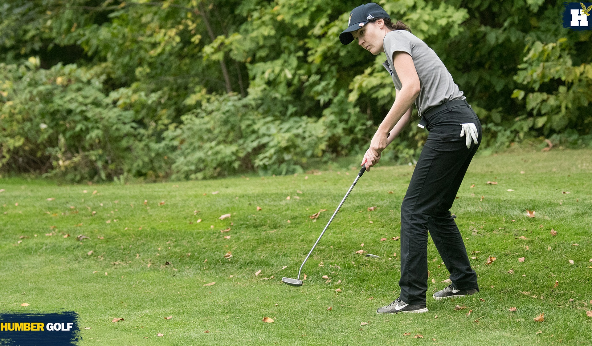 McCALLUM REMAINS IN SECOND AFTER ROUND TWO AT THE CHAMPIONSHIP