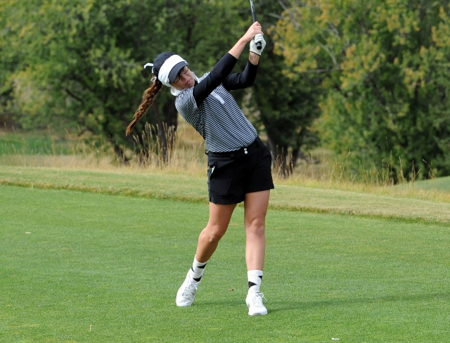 Women's Golf In Fourth After First Day Of Play At Cougar Cup