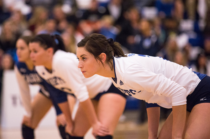 Niagara to welcome CCAA's best in Women's Volleyball