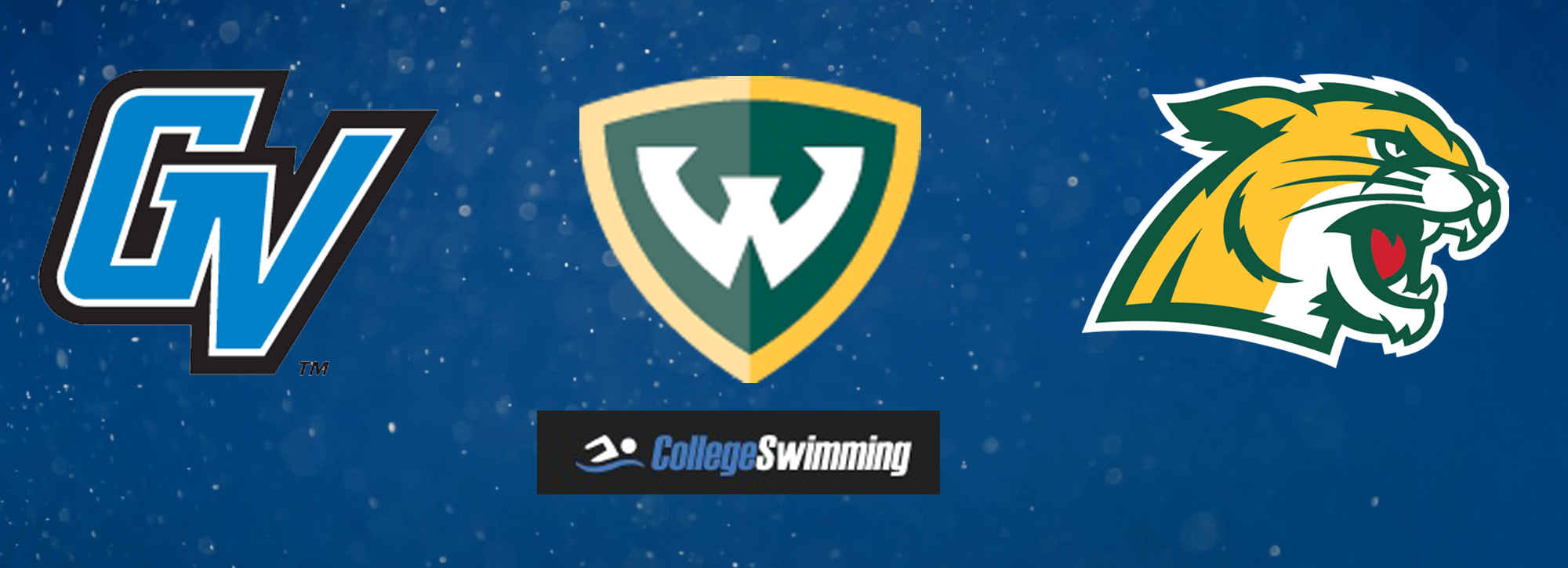 College Swimming Rankings