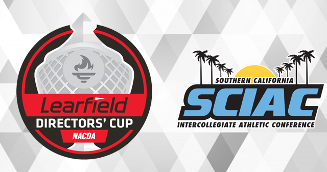 All Nine SCIAC Schools Ranked in Final Division III Standings of Learfield Director's Cup
