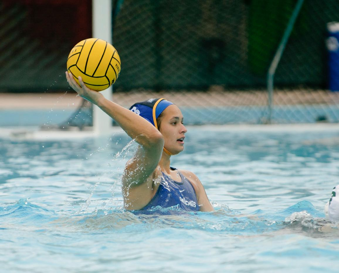UCSB Splits Pair on First Day of Cal Lutheran Tournament