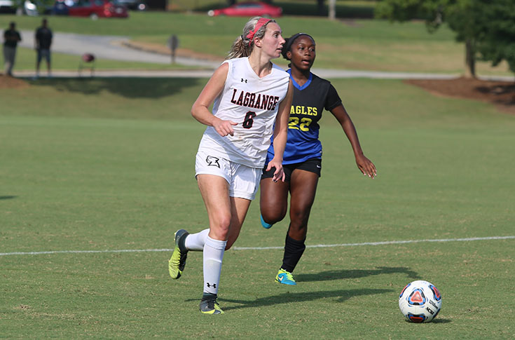 Women's Soccer: Huntingdon beats Panthers 2-0 in USA South match