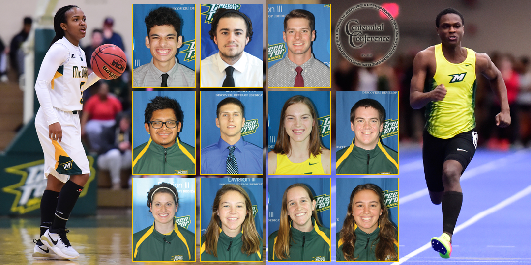Conference winter academic honors announced