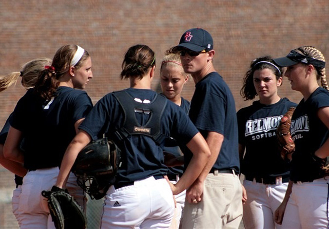 Softball Unveils 2012 Fall Schedule of Games