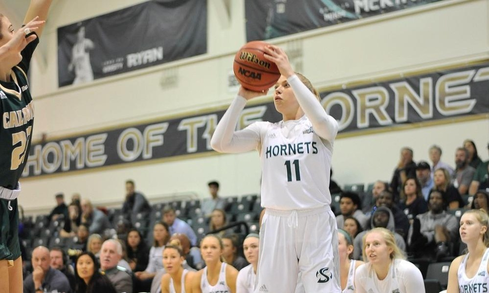 WOMEN'S HOOPS WRAPS ROAD TRIP WITH MIDDAY MATCHUP WEDNESDAY AT WEBER STATE
