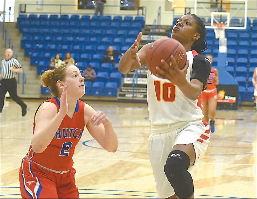 Lady T-Birds win, reach NJCAA title game