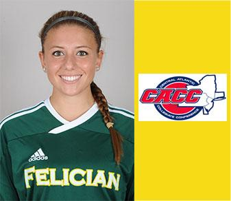 Groves Named CACC Player Of The Week