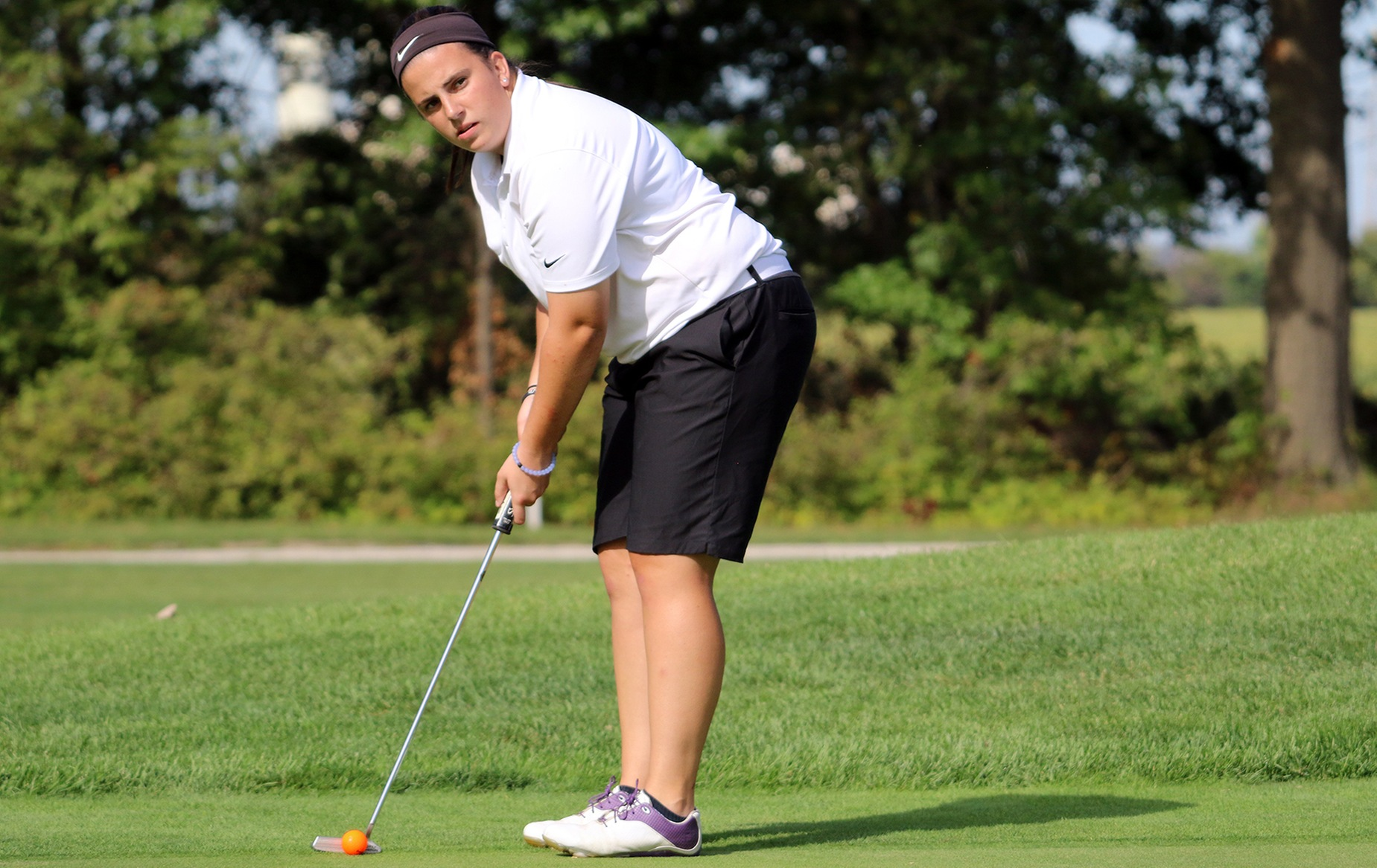 DC Women's Golf Shoots Season-Best at HCAC Preview