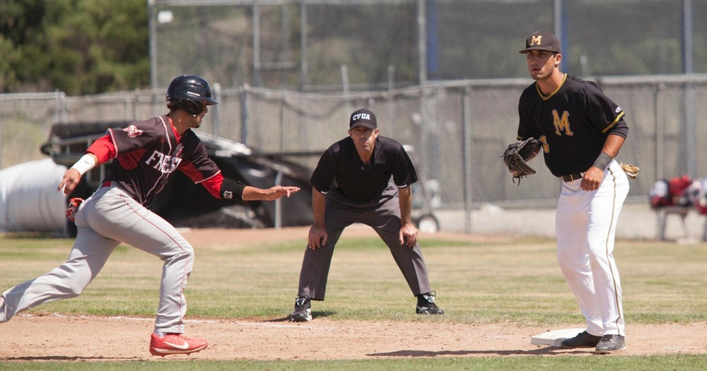 Mariners' Offense Falls Silent In 4-1 Loss To San Mateo