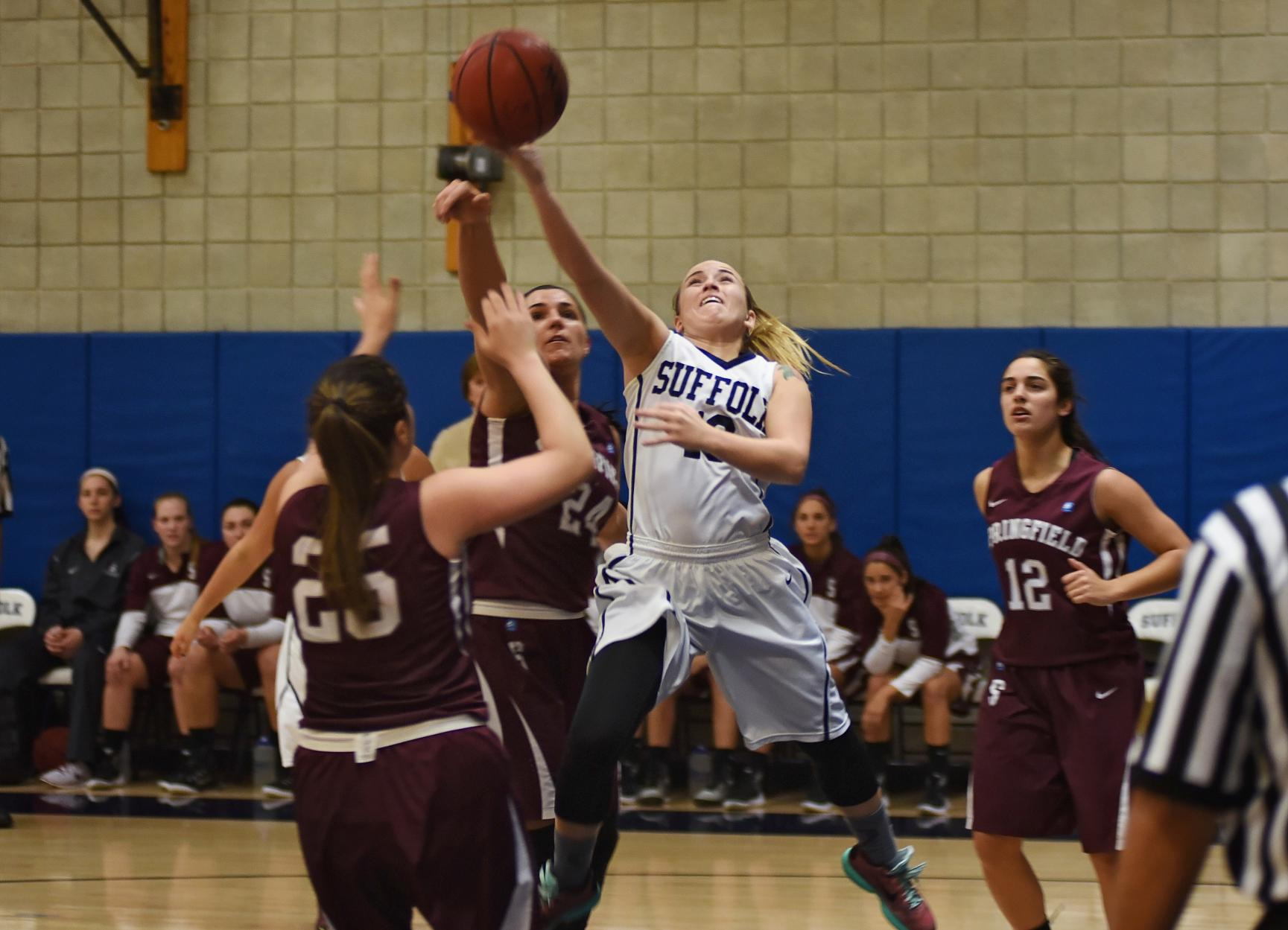 Women's Basketball Entertains JWU Wednesday