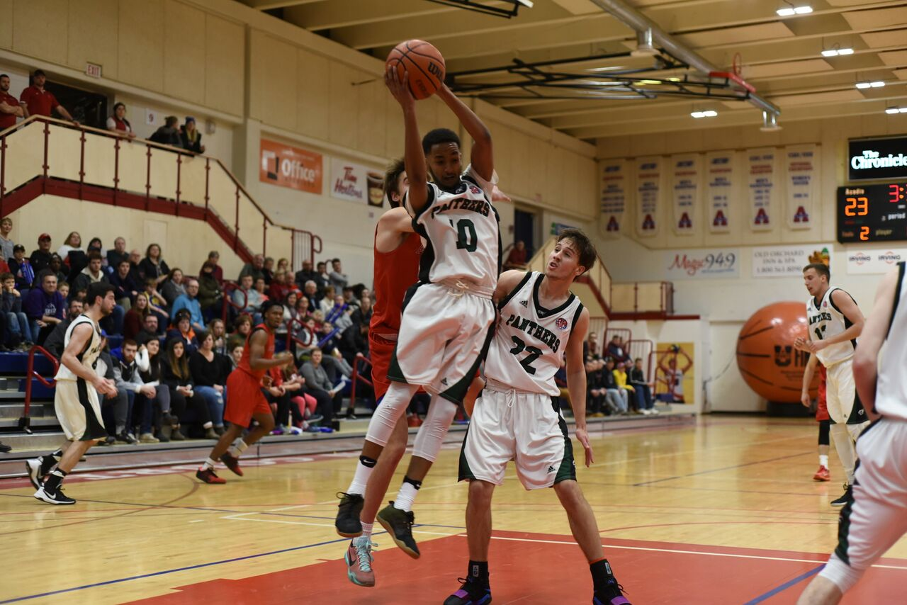 Axemen move into second place with win over UPEI