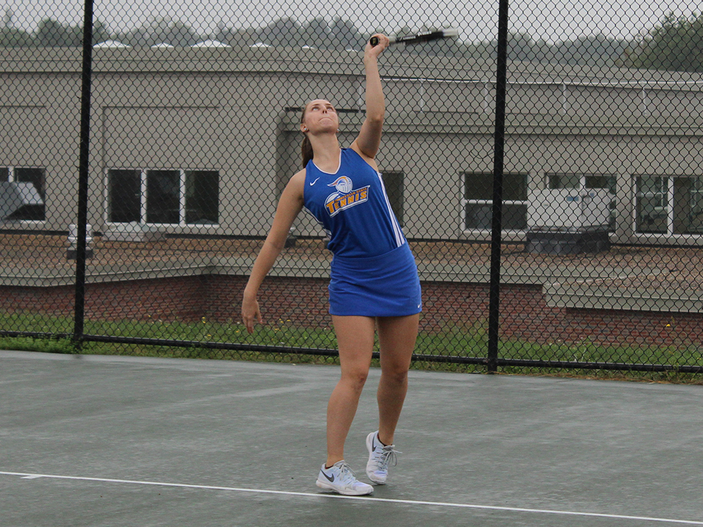 Tennis Falls to Salem State to Conclude Season