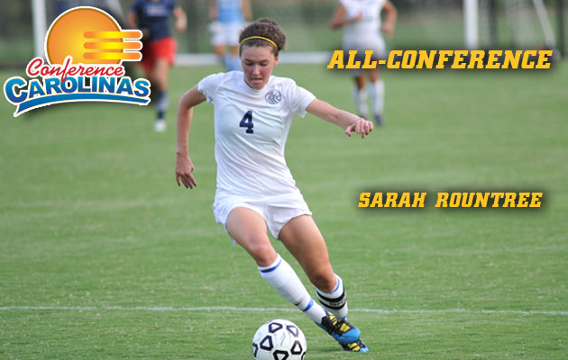 Coker's Rountree Named Third Team All-Conference