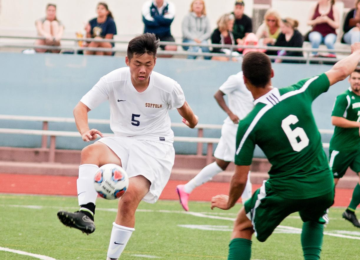 Men's Soccer Visits Albertus Magnus Wednesday