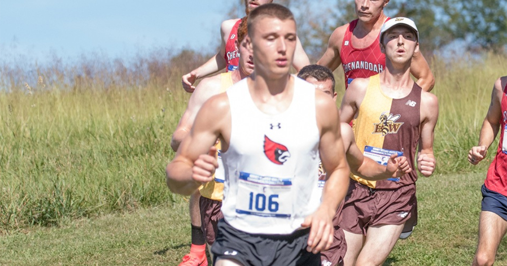 Catholic Cross Country Fifth at Landmark Championship