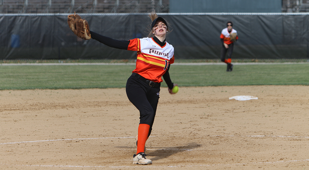 Softball gains two mercy-rule wins over Morthland