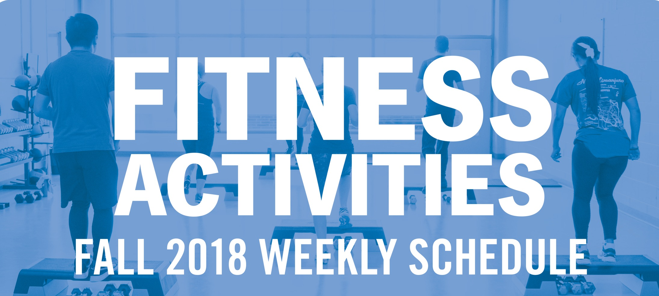 Fitness Class Schedules