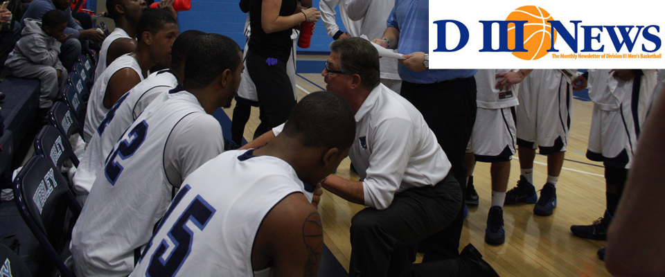 Kobasa Named DIII News Coach of the Month