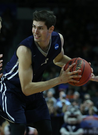 Anthony Dallier (Dave Silverman photo)