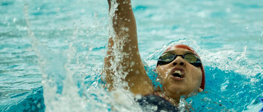 Martinez Finishes Competition at National Championship Meet