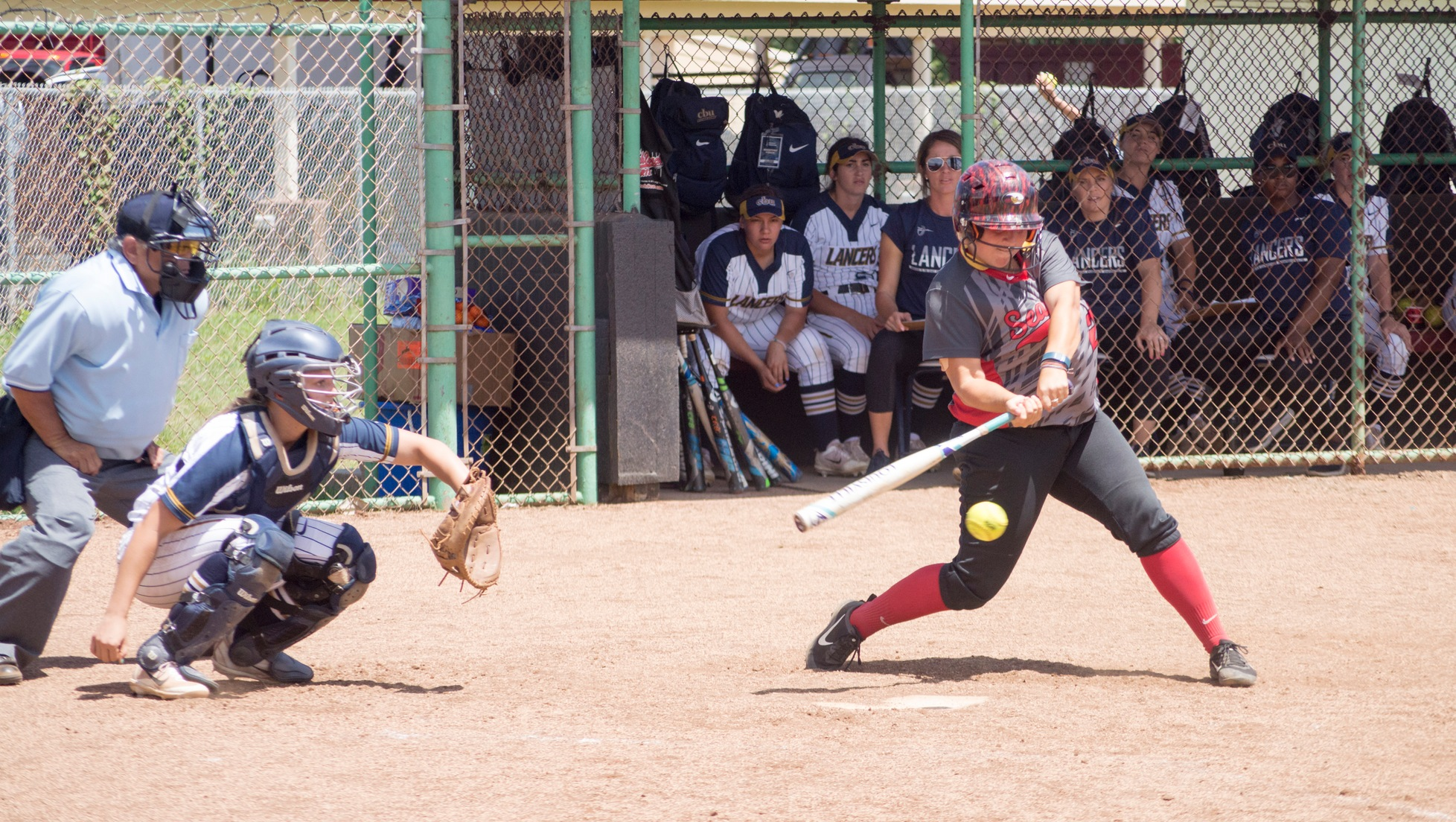 Seasiders swept by Lancers (Game 1)