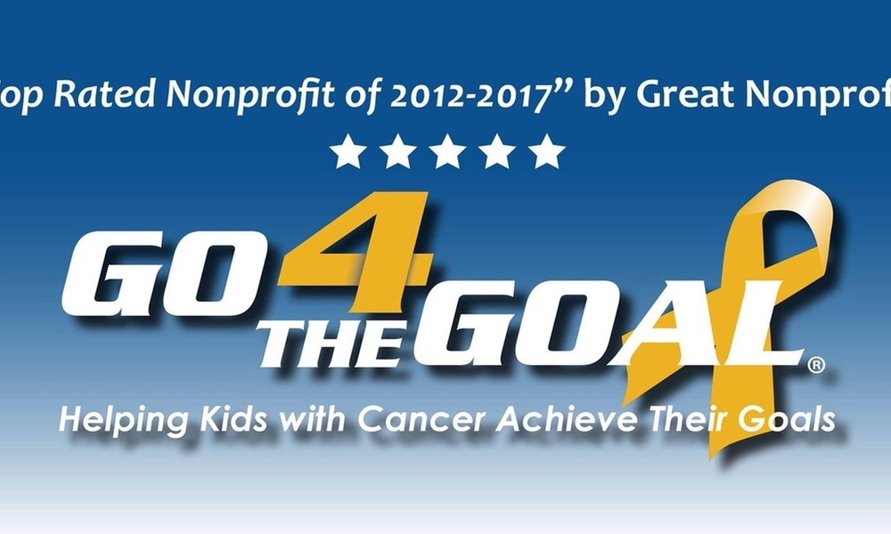 BASEBALL PARTNERS WITH GO4THEGOAL TO HELP RAISE MONEY, AWARENESS FOR PEDIATRIC CANCER