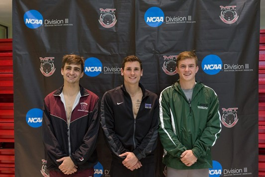 Connor Brisson of NYU Wins 3-Meter At NCAA Diving Regionals