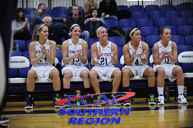 Behrend Secures No. 6 Seed in ECAC Tournament