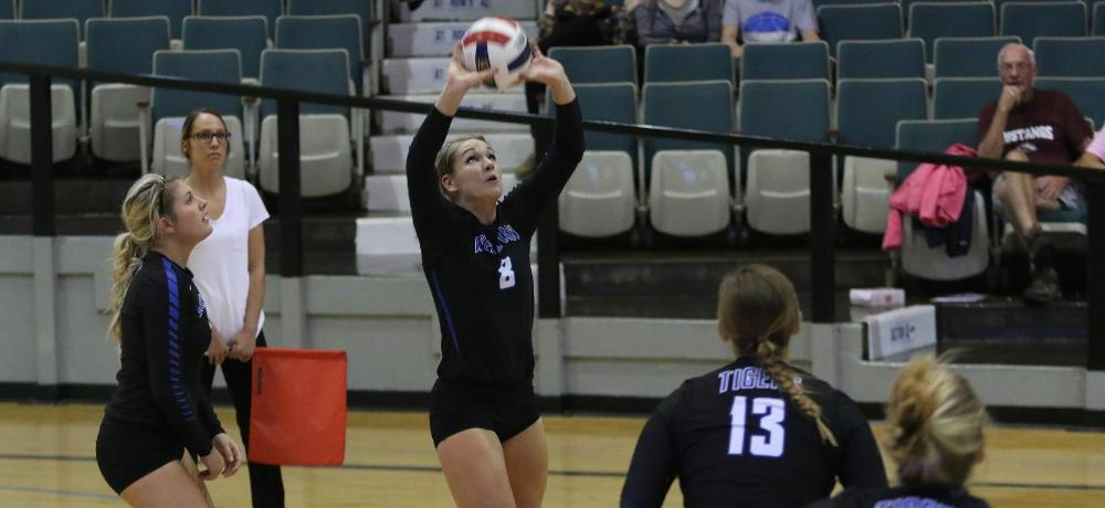 Tigers fall short in four sets to Morningside