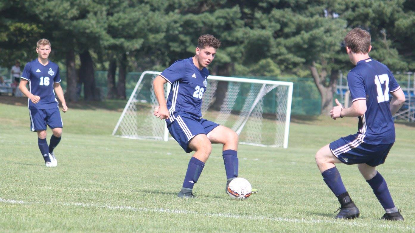 Men's Soccer Busts Phantoms