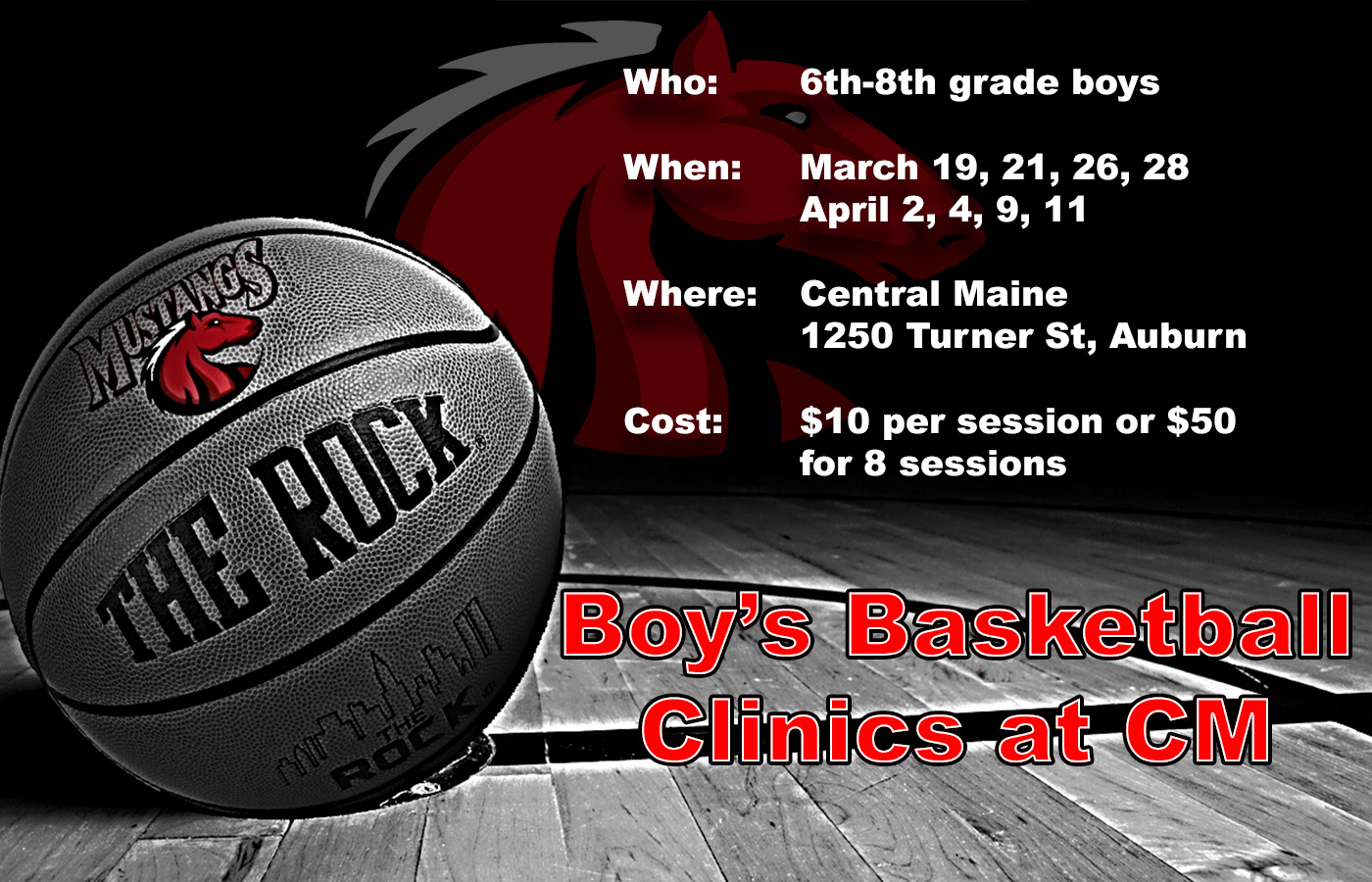 Men's Basketball to host spring youth clinics