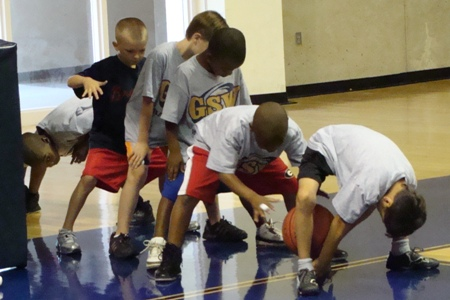 Final basketball camp photo gallery online