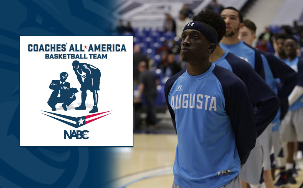 Sherrill Named All-American By NABC