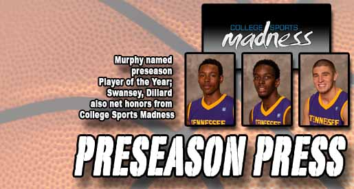 Three Golden Eagles honored by College Sports Madness