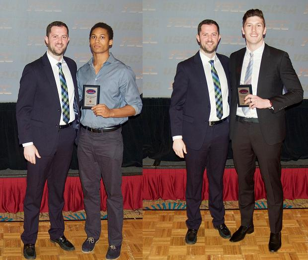 Two Men's Basketball players named to YSCC All Conference Team