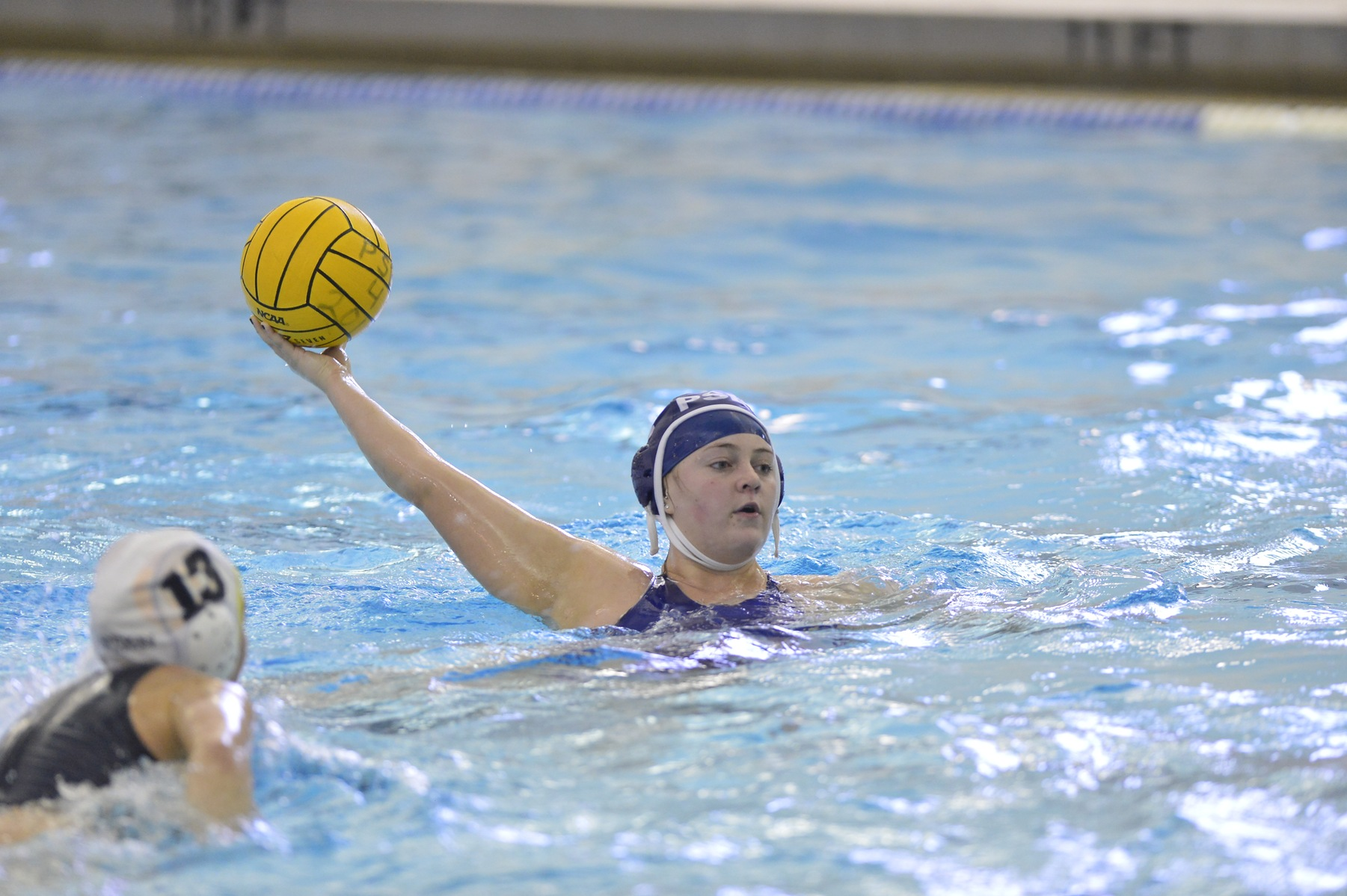 Water Polo Falls in Wittenberg Invitational