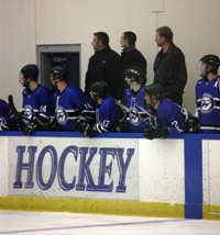 Finlandia defeats CUW men's hockey 3-1