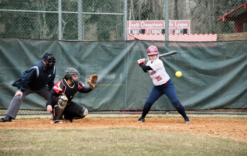 Softball Splits with Bloomfield Bears in CACC Home Doubleheader