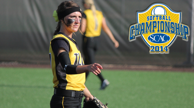 Texas Lutheran, Trinity Advance on Day One of SCAC Softball Championship