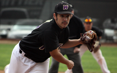 Occidental uses 10 innings to secure sweep of WC