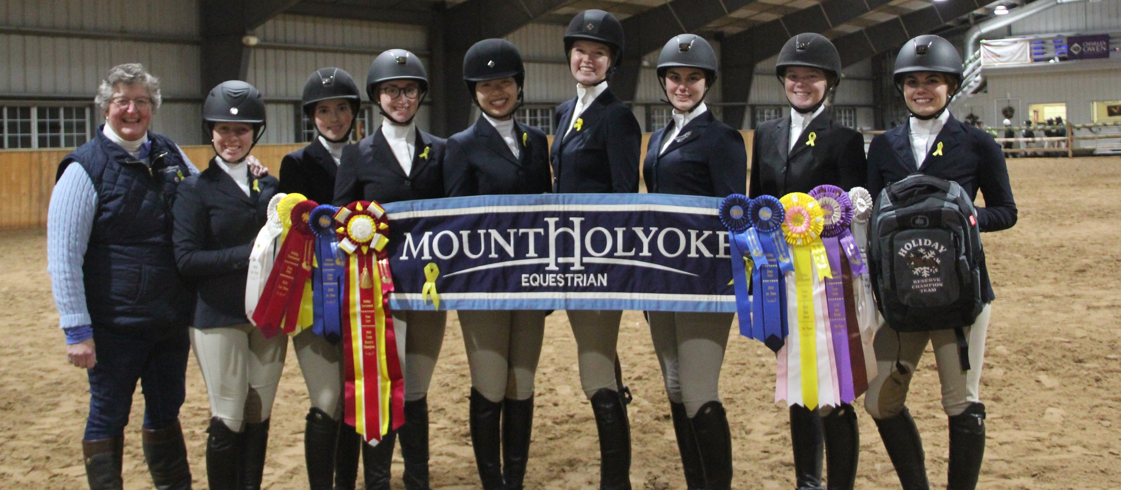 Riding Named Reserve Champions at 27th Holiday Tournament of Champions